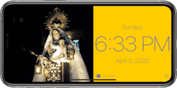 NT Clock Lock Screen